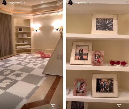 Lilly Ghalichi New Home 3