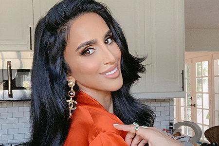 Lilly Ghalichi New Home