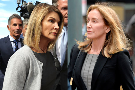 Lori Loughlin Felicity Huffman Guilty Plea