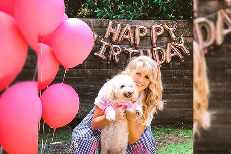 Pandora Dog Birthday Promote