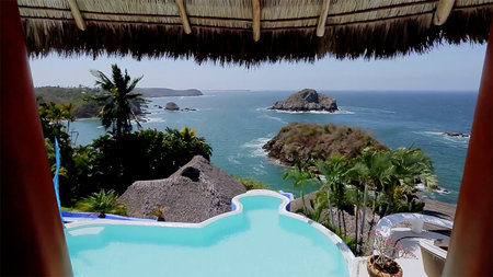 Rhod Mexico Vacation Home 2