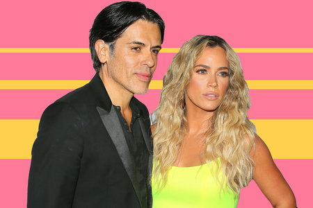 Pregnant Teddi Mellencamp Arroyave's Husband Edwin Has Sworn Off Drinking in Solidarity Until Baby Comes