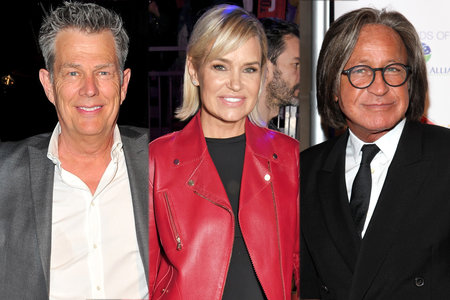 Here's a Talent Both of Yolanda Hadid's Exes, David Foster and Mohamed Hadid, Have in Common