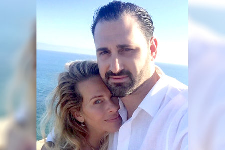 Dina Manzo David Cantin Cancer