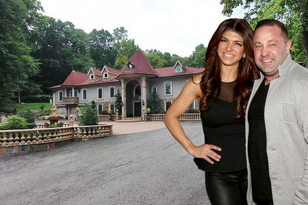 Joe Giudice Teresa Giudice New Jersey Home