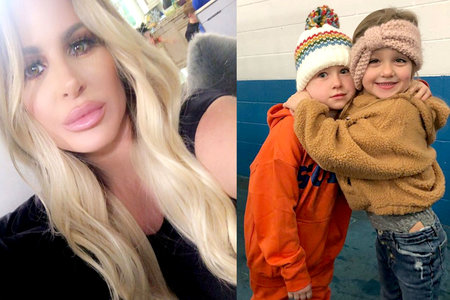 Kim Zolciak Children