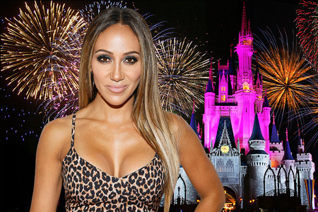 Melissa Gorga Disney Party