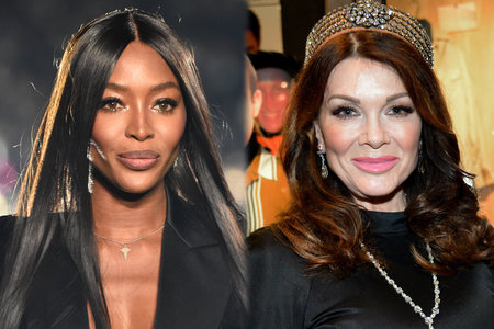 We're Here to Remind You of Lisa Vanderpump's Secret Past with Naomi Campbell
