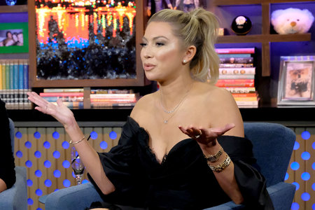 Stassi Schroeder Had a Casual Dinner with Her Fiancé— and Her 2 Exes
