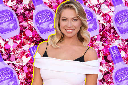 Stassi Schroeder Has Reached Peak Swag with This Bedazzled Bottle of Ranch