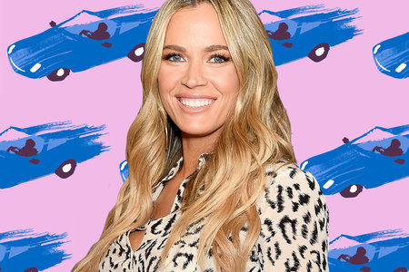"Teddi Mellencamp Arroyave Has Mastered the Art of the Quick, Healthy ""Car Lunch"""