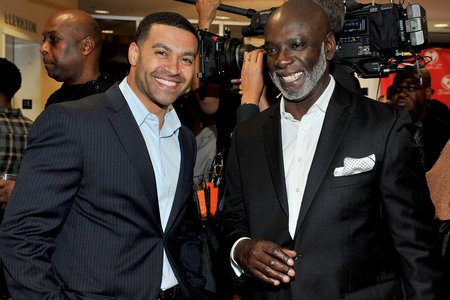Apollo Nida and Peter Thomas Will Ring in the New Year Together