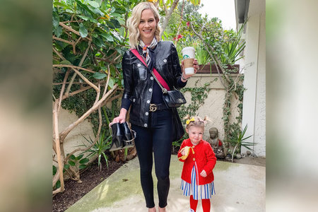 Aspen Meghan King Edmonds Daughter