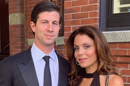 Bethenny Frankel Boyfriend Paul Bernon