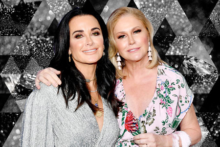Kyle Richards Proves Nobody Does a Dessert Spread Better Than Kathy Hilton