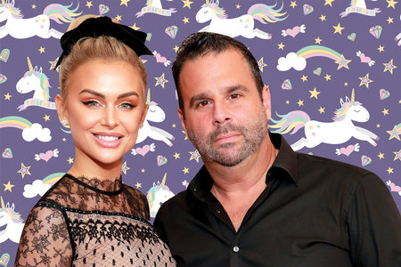 Randall Emmett Celebrates His Daughter's 6th Bday with the Most Magical Unicorn Cake