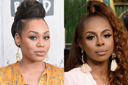 Monique Samuels Charged with Second-Degree Assault After Alleged Incident with Candiace Dillard Bassett