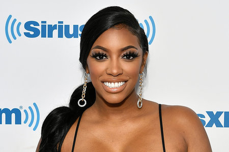 Porsha Williams Rhoa Popeyes Chicken Sandwich 1