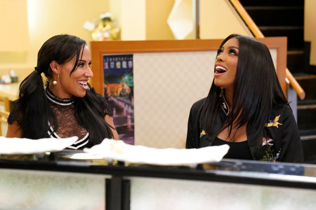 Tanya Sam Porsha Williams Rhoa