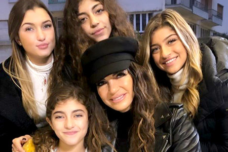 See Everything Teresa Giudice and Her Daughters Are Eating in Italy with Joe