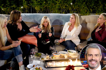 Andy Cohen Teases Rhoc Reunion