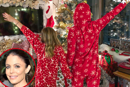 Bethenny Frankel Christmas Holiday Reflections