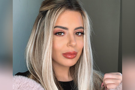 Brielle Biermann Reveals She Removed Her Lip Fillers