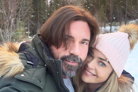 Denise Richards Move To Montana