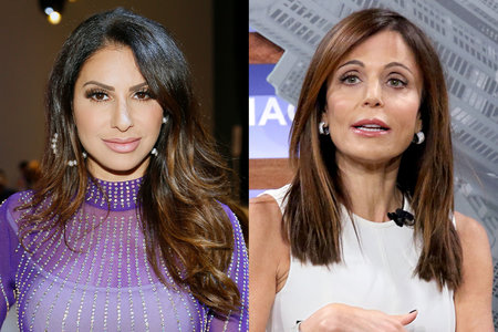 Jennifer Aydin Bethenny Frankel Fight