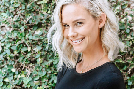 Meghan King Edmonds La Visit