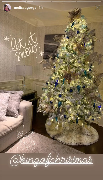 Melissa Gorga Rhonj Christmas Tree 02