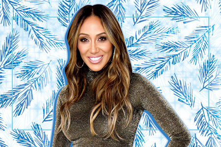Melissa Gorga Rhonj Christmas Tree