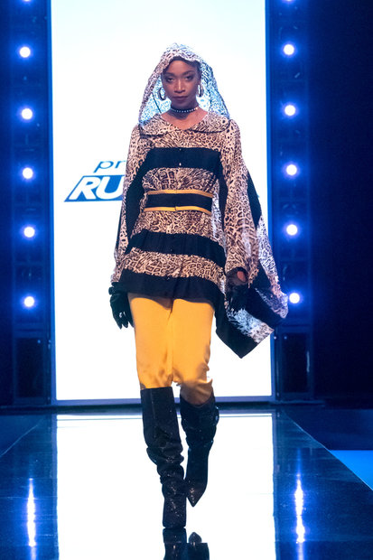 Project Runway 1802 Final Outfit 05
