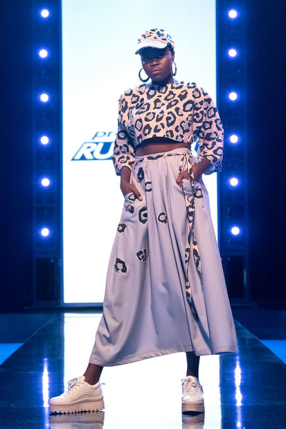 Project Runway 1802 Final Outfit 18