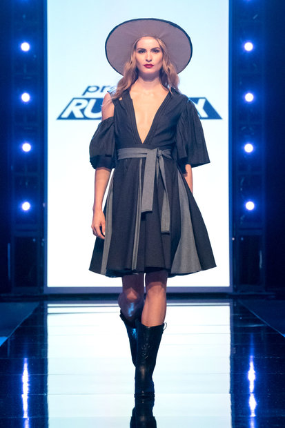 Project Runway 1806 Final Outfit 12