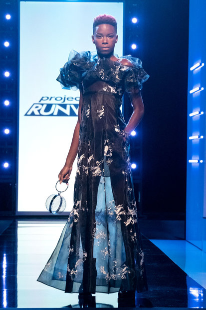 Project Runway 1808 Final Outfit 09