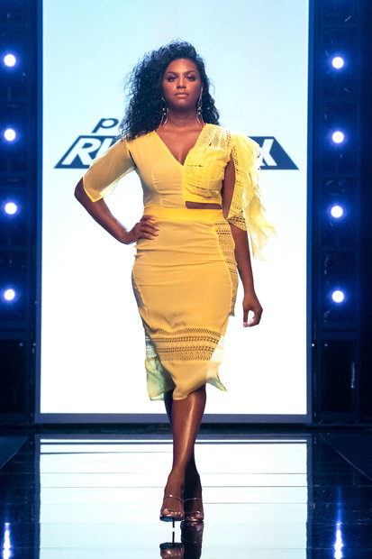 Project Runway 1808 Final Outfit 13