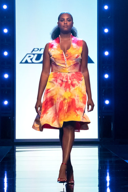 Project Runway 1810 Final Outfit 05