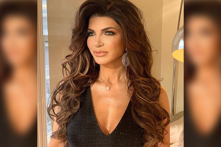 Teresa Giudice Holiday Decor