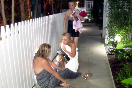 Vicki Gunvalson Key West Trip Accident