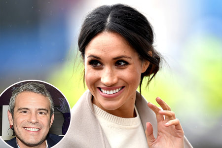 Andy Cohen Meghan Markle Rhobh