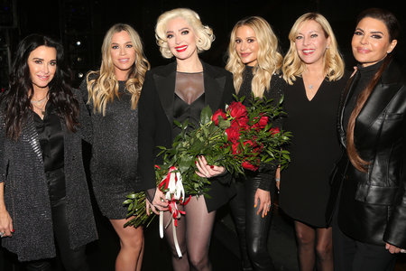 """Erika Girardi """"Cried Like a Baby"""" When the RHOBH Ladies Came to See Her on Broadway"""