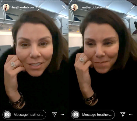 Heather Dubrow Diamond Ring Rhoc 01