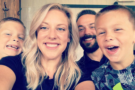 Ryan Briana Culberson Sons Family