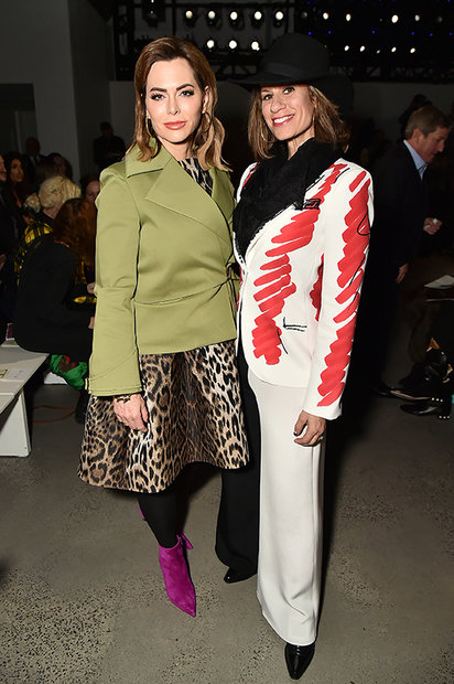 See D'Andra Simmons' Front Row Looks at New York Fashion ...