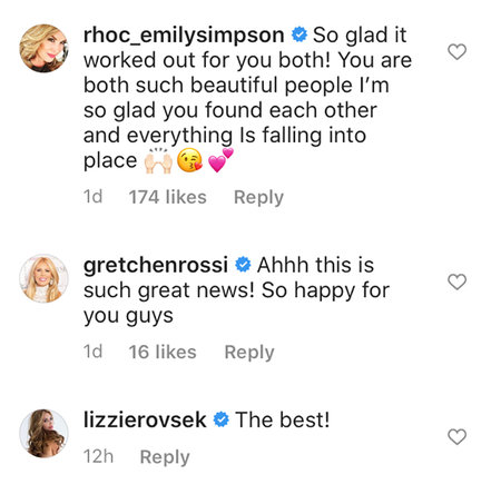 Dd Ig Feed Emily Simpson Gretchen Rossi Lizzie Rovsek Comments