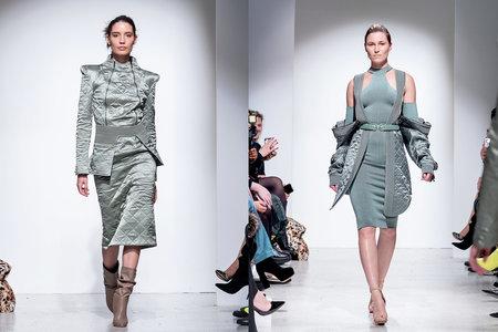 Jhoan Sebastian Grey S Fall Winter 2020 Fashion Week Show Style Living