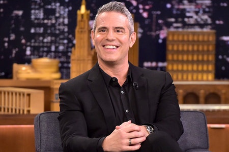 Andy Cohen Romantic Partner Romance
