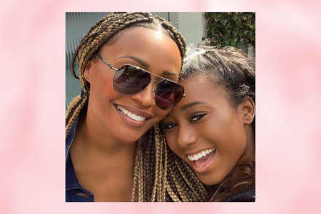 Cynthia Bailey Family Quarantine