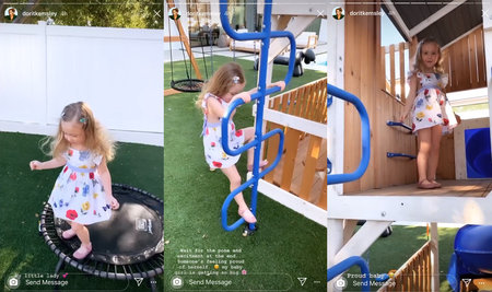 Dorit Kemsley Rhobh Backyard Kids 02